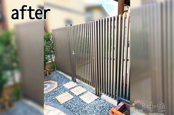 美しい門へのリフォームは米子市TOIROにお任せください。